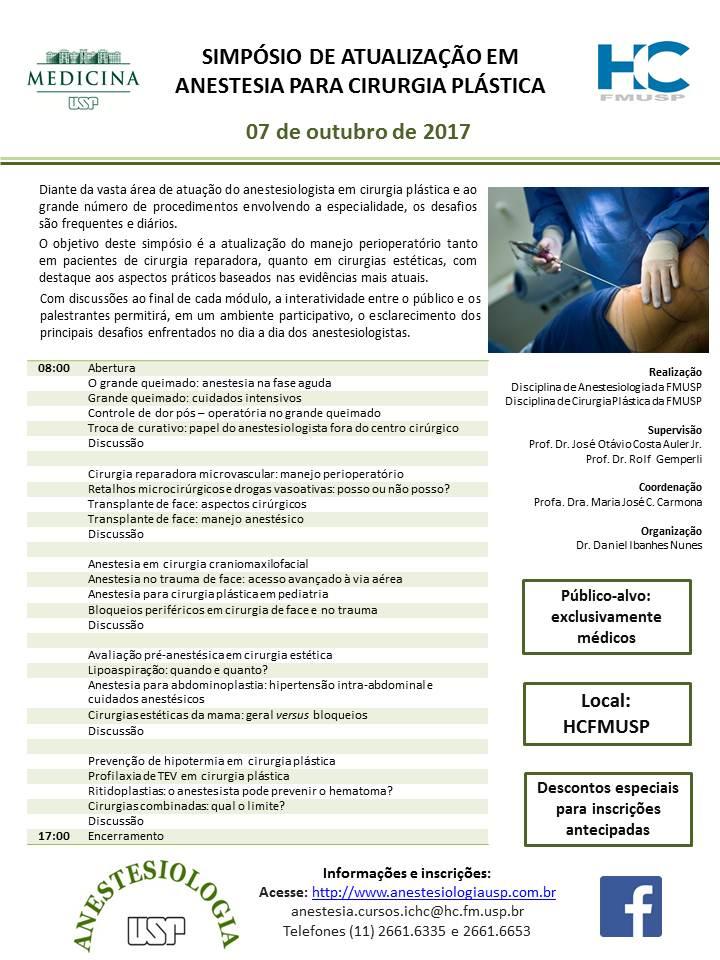 07.10.17-Anestesia para cirurgia plástica