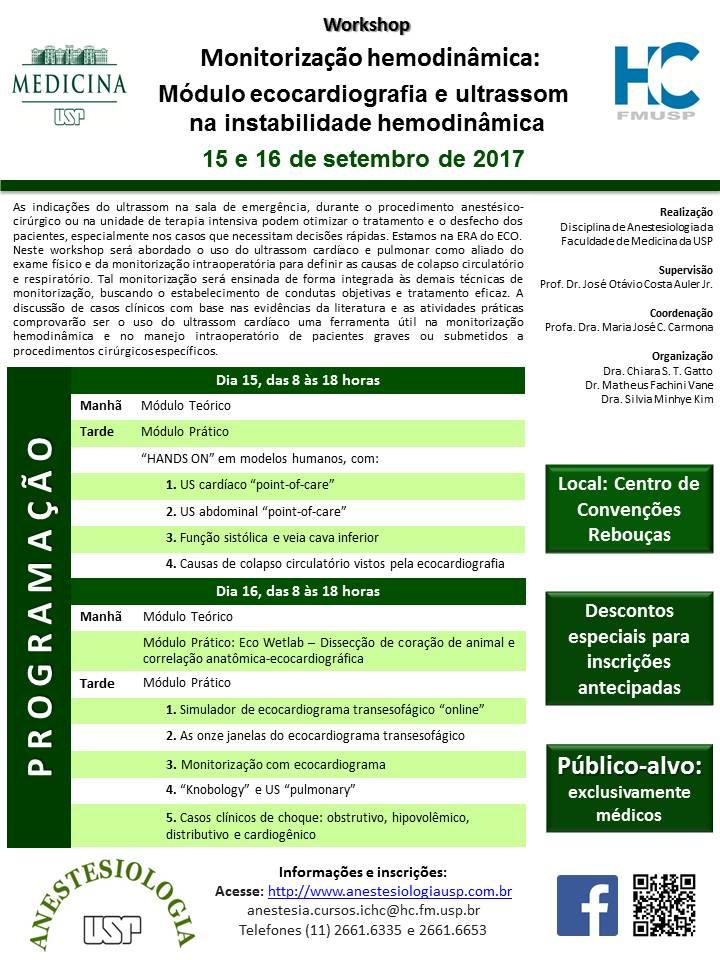 15 e 16.09.17-Monitorização hemodinâmica-ECO